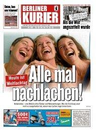 Berliner Kurier 05.05.2019