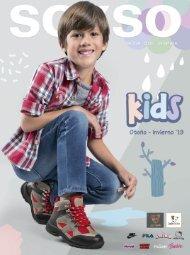 Sokso - Kids Otoño Invierno 19