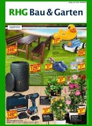 RHG Bau & Garten | Mittelsachsen - 10.05.2019