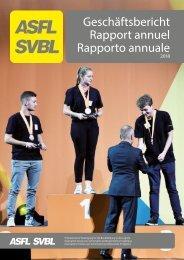 ASFL SVBL Geschäftsbericht 2018