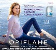 Oriflame - Catálogo 08-2019