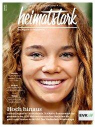 Heimatstark Magazin 01/2019