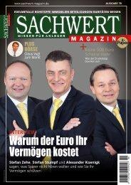 Sachwert Magazin ePaper, Ausgabe 78