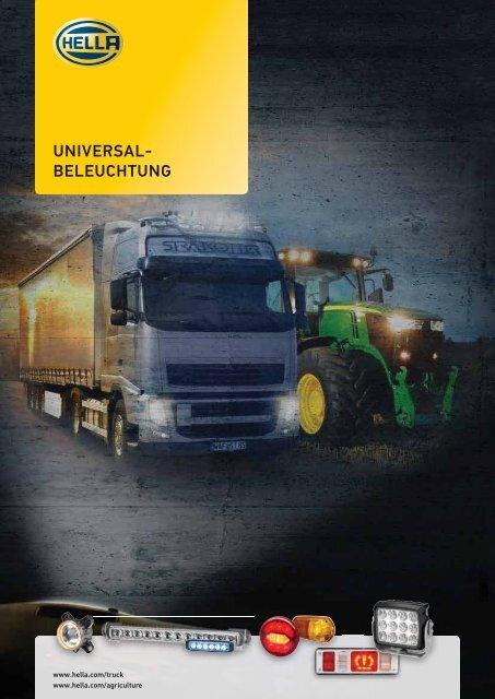 Universal HELLA 2XS 011 744-011 Umrissleuchte für Beleuchtung