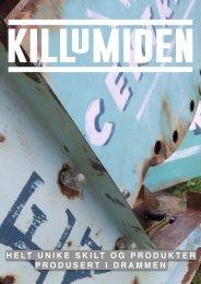 KILLUMIDEN Katalog 2019