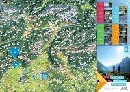 Panoramakarte Zugspitz Region