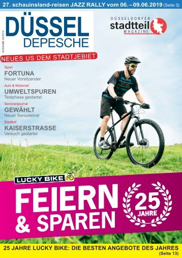Düssel Depesche 05/2019
