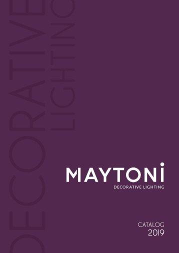 Blätter-Katalog Maytoni 2019