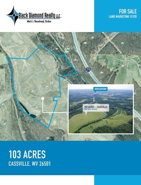 103 Acres Cassville Marketing Flyer