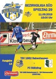 20190511 Fuggermärktler TSV 1862 Babenhausen – FC Stätzling