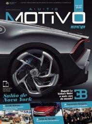 REVISTA AUTOMOTIVO - EDIÇÃO 140 - MAIO DE 2019
