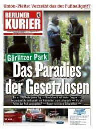 Berliner Kurier 06.05.2019