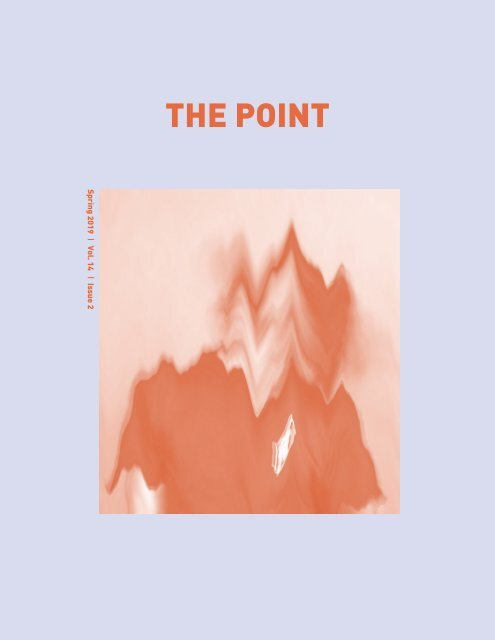 The Point: Spring 2019