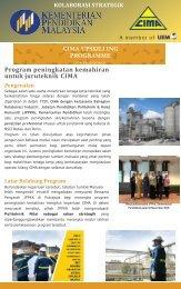 Newsletter of Upskilling Programme