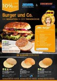 Burger & Co. – Die Sensation in der Trendküche