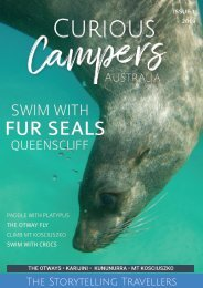 Curious Campers Australia Issue 1 May 2019