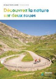Vélo au Tessin