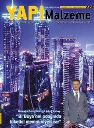 Yapı Malzeme Dergisi
