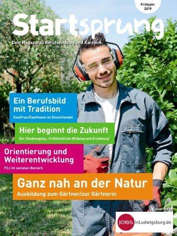 Startsprung – Das Magazin zu Berufseinstieg und Karriere