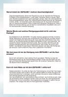 Zeitgard FAQs - Page 4