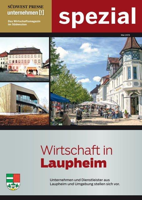 2019/19 - unternehmen spezial - Wirtschaft in Laupheim