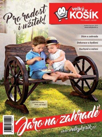 Velky Kosik - kveten / cerven 2019