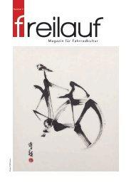 Freilauf - Magazin für Fahrradkultur - Ausgabe 2019