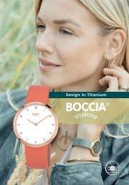 BOCCIA TITANIUM Frühling 2019