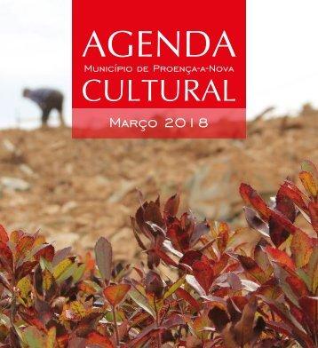 Agenda Cultural de Proença-a-Nova - Março de 2018