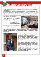 Schützeninfo des Schützenvereins Wesel-Fusternberg - Seite 6