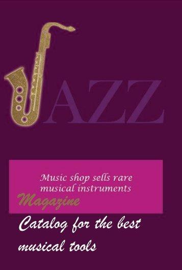 jazz magazineق