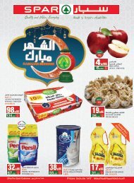 SPAR flyer from 8to14 May2019