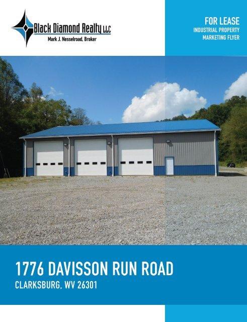 1776 Davisson Run Road Marketing Flyer