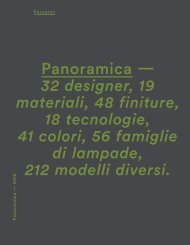 FOSCARINI_Catalog_Panoramica_2018_EN-IT