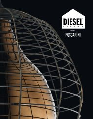 DIESEL WITH FOSCARINI_Catalogue_-_12-2017_FR-DE