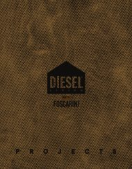 DIESEL WITH FOSCARINI_Catalogue_Projects_12-2017_FR-DE
