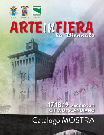 Arte in Fiera Scandiano 2019