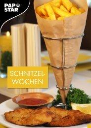 PAPSTAR-Schnitzelwochen