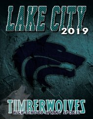 Lake City Spring 2019 Sports Program