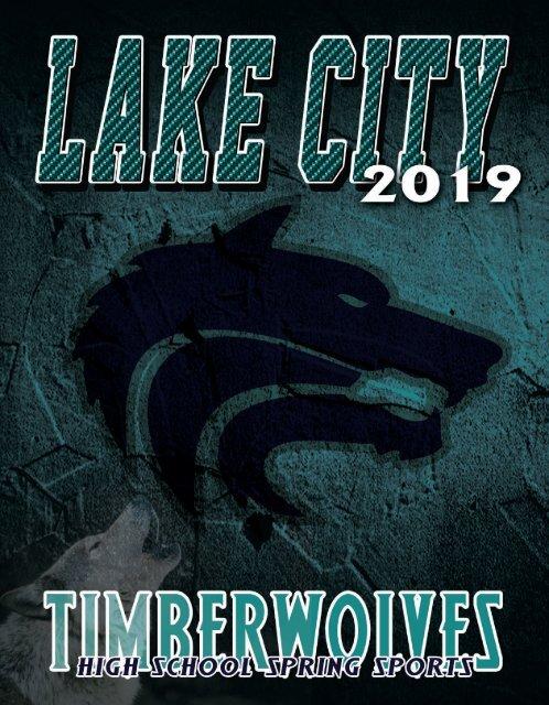 Lake City Spring 2019 Sports Program