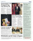 Issue 70 - The Pilgrim - April 2018 - The newspaper of the Archdiocese of Southwark - Page 3