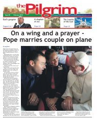 Issue 68 - The Pilgrim - February 2018 - The newspaper of the Archdiocese of Southwark