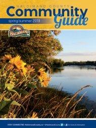 Haldimand County Spring/Summer 2019 Community Guide