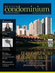 *Abril 2019 / Revista Condominium 22