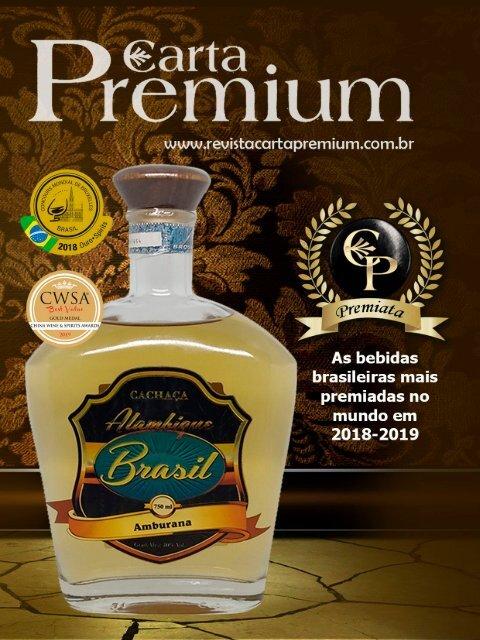 Revista Carta Premium Web  Edição 9 - Edição Especial Premiata 2018-2019