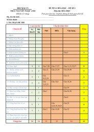 Bộ đề thi thử THPT Quốc Gia năm 2019 môn Hóa Học - Nhóm giáo viên Hocmai.vn - Có lời giải chi tiết