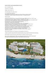 HOTEL_SECRETS_SILVERSAND_RIVIERA CANCUN MEXICO