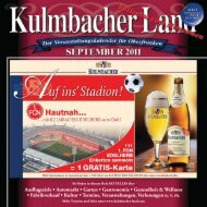2011/09 Kulmbacher Land
