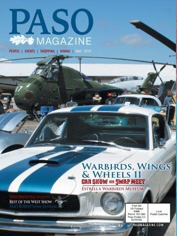 2019 May Paso Robles Magazine