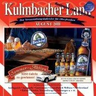 2011/08 Kulmbacher Land